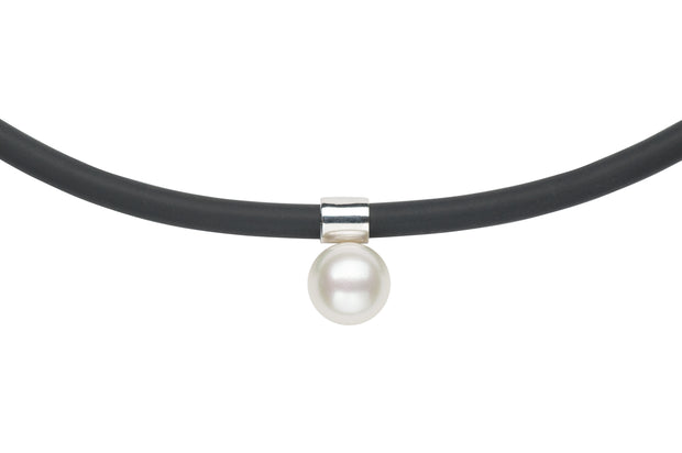 Teton Rubber Necklace