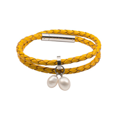 Teton Mountaineering Braided Bracelet/Choker-Sunshine