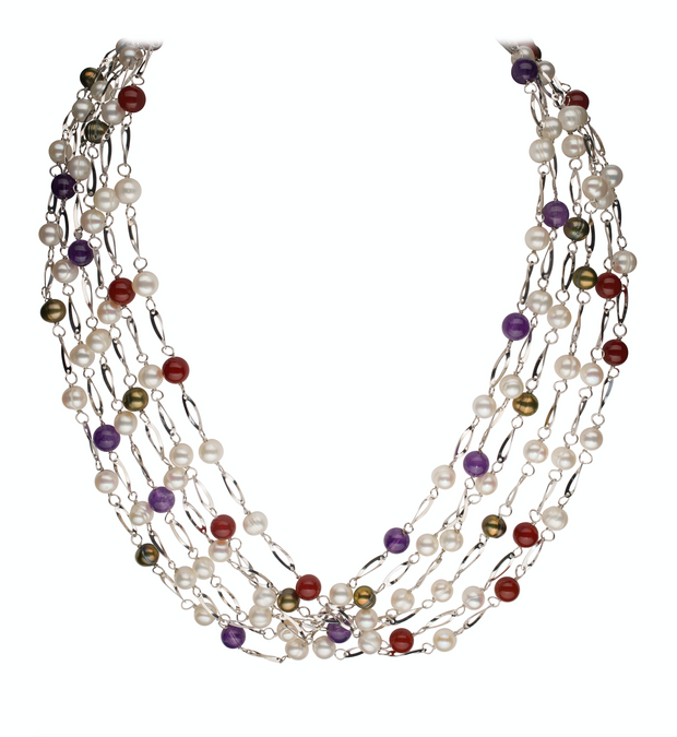 Freshwater Endless Necklace