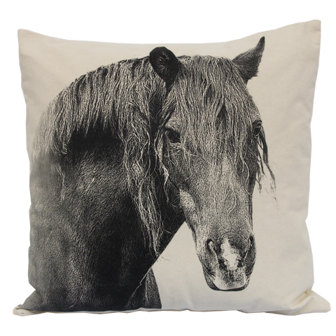 Horse Pillow (Multiple Sizes)