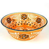 Mexican Handcrafted Small Bowl (Multiple Colors)