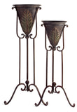 Acanthus Plant Stands - Set of 2