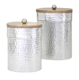 Breda Lidded Containers  - Set of 2