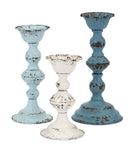 Bridgen Vintage Candleholders - Set of 3