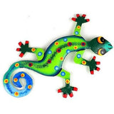 Metal Gecko (Multiple Colors and Designs)