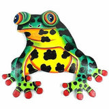 Handmade Metal Bullfrog (Multiple Designs)