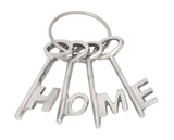 "Aluminum ""Home"" Key Set (Multiple Colors)"