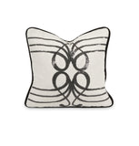 Symphony Sequin Pillow by Iffat Khan