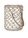 Briar Rustic Coastal Lantern (Multiple Sizes)