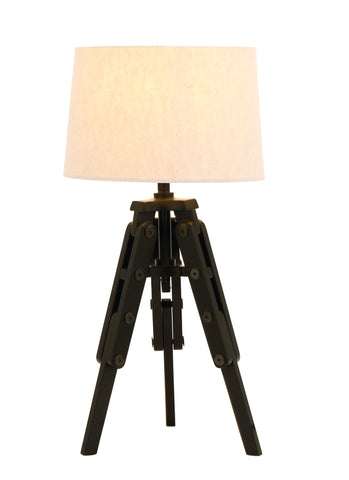 Vintage Tripod Table Lamp