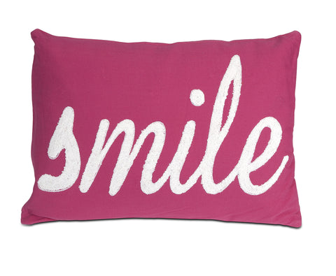 Suzy Smile Pillow