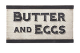 Butter 'n Eggs Sign