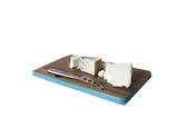 Chroma Cheese Board with Carving Accessory (Multiple Colors)