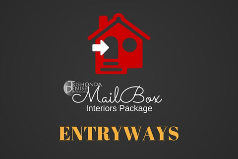 MailBox Interiors Entryway Design Package