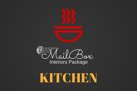 MailBox Interiors Kitchen Design Package