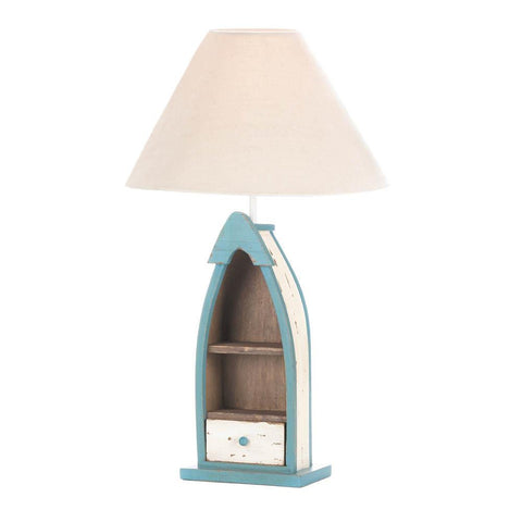 Aqua Fishing Boat Lamp