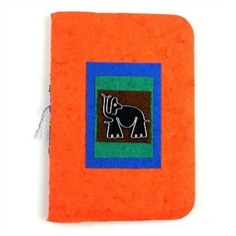 Handmade Paper Notebook - Elephant Handmade and Fair Trade