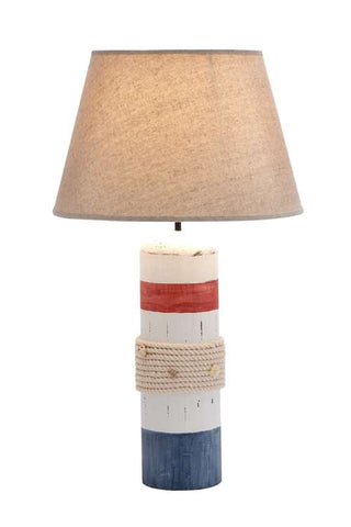 Buoy Inspired Table Lamp