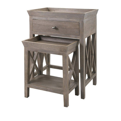 Brillon Side Tables - Set of 2