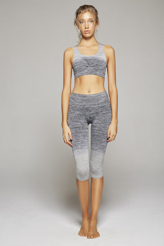 Sam Sunrise Capri (Grey/Black)