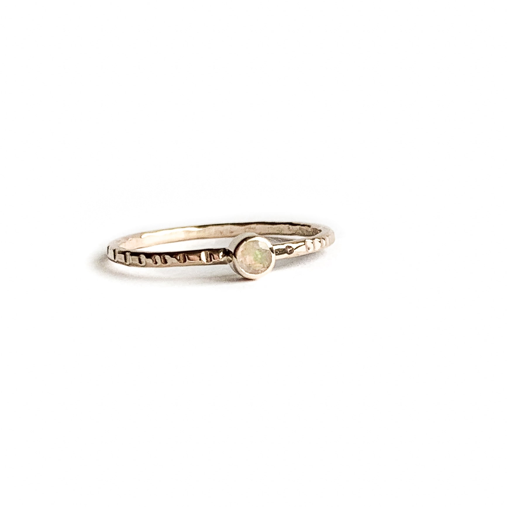 OPAL ring - Gold