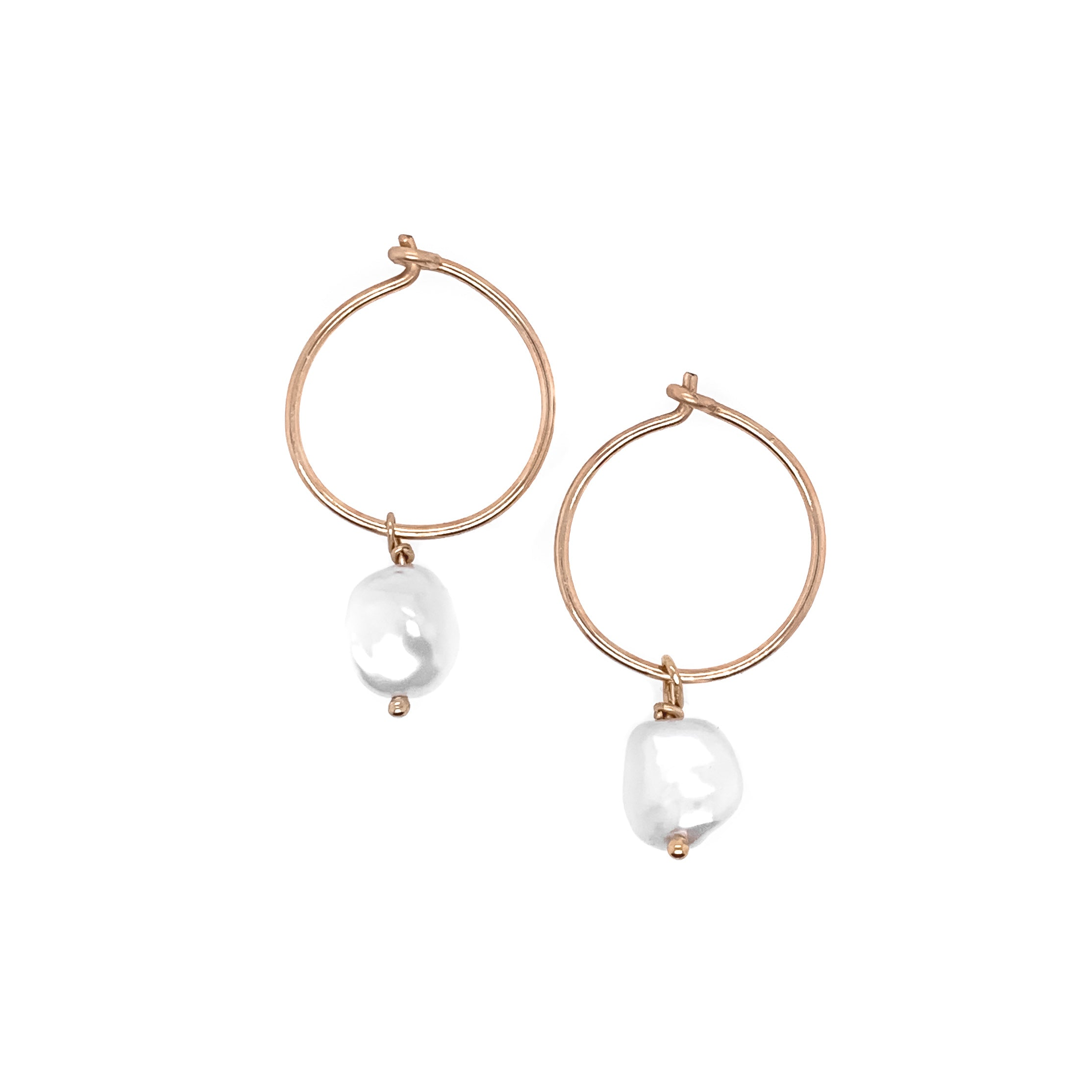 NIPIY EARRINGS - 14k Gold Filled