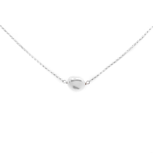 IRIS NECKLACE - Sterling Silver
