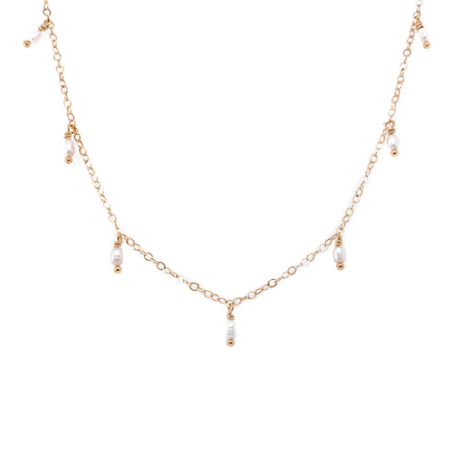 NEDA NECKLACE - 14K Gold Filled