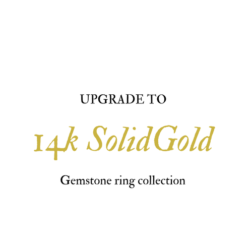 14k Solid Gold UPGRADE