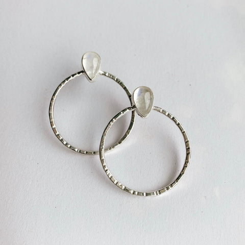 Stacking set - sterling silver - size 8