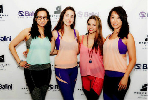 Balini NYC Event Ada and Talia