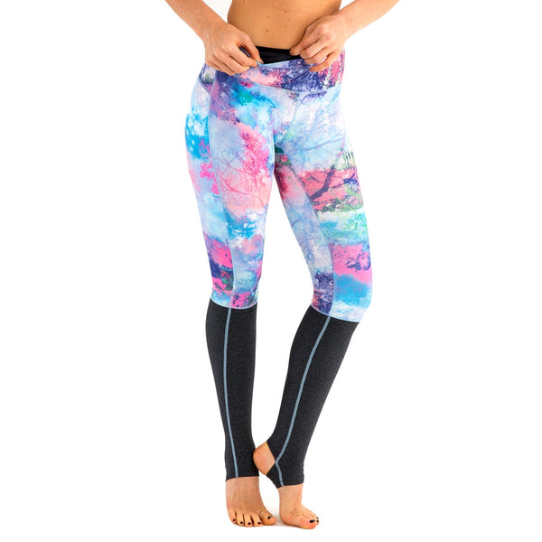 Enchanted Forest Divine Leggings