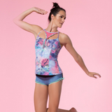 Enchanted Forest Melody Tank - BaliniSports Activewear & Yoga Collection