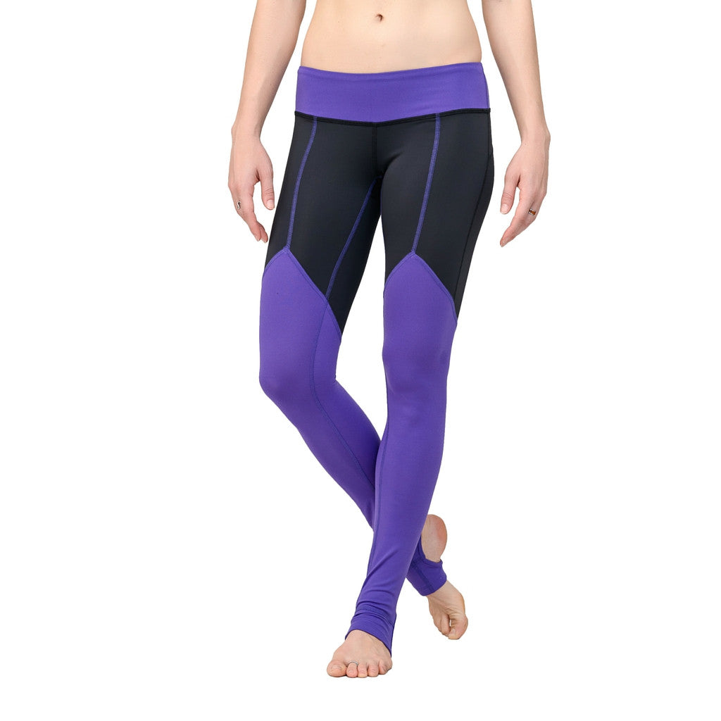 Balini Sports Fiona Tank & Diva Leggings Indigo Look