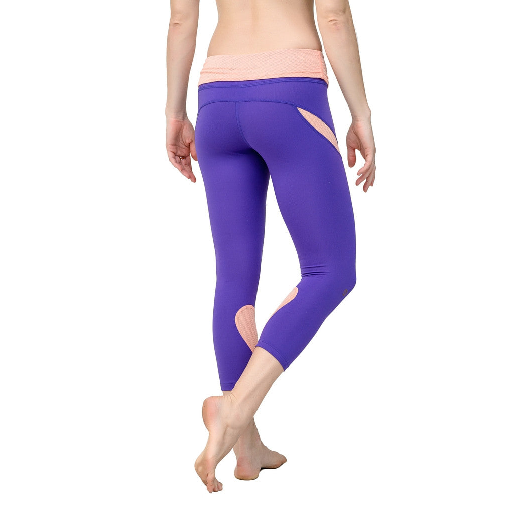 Balini Sports Indigo Lovewithin Capris