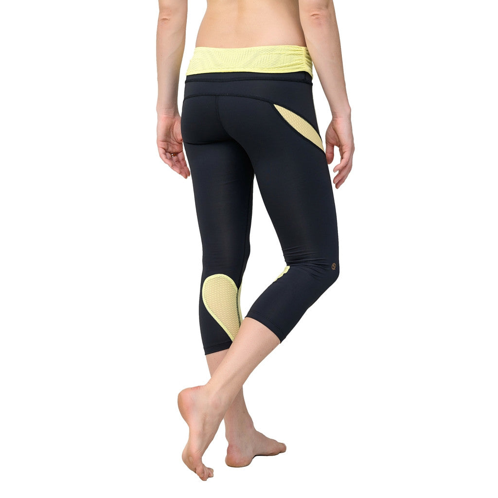 Balini Sports Lemon Lovewithin Capris