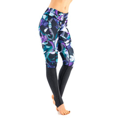 Balini Sports Midnight Lily Divine Leggings