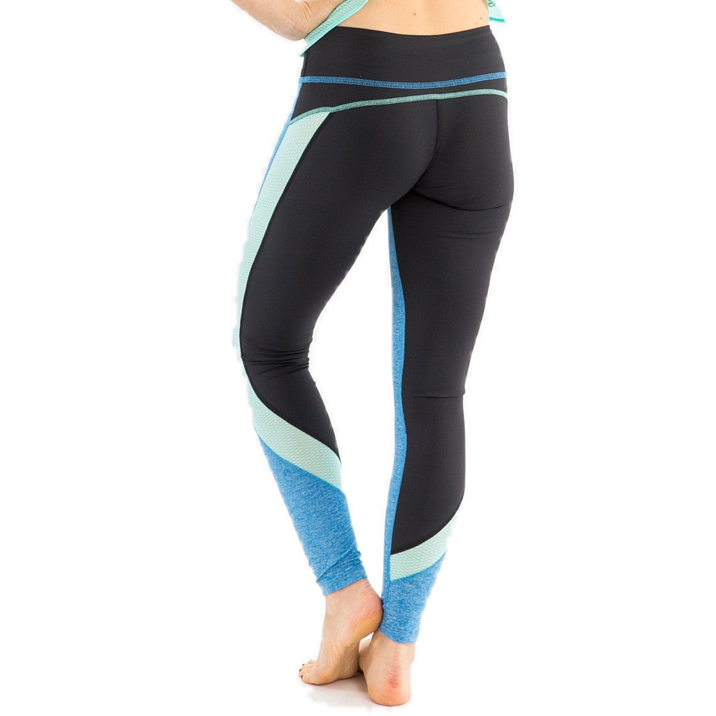 Balini Sports Ocean Hug Amanda Leggings