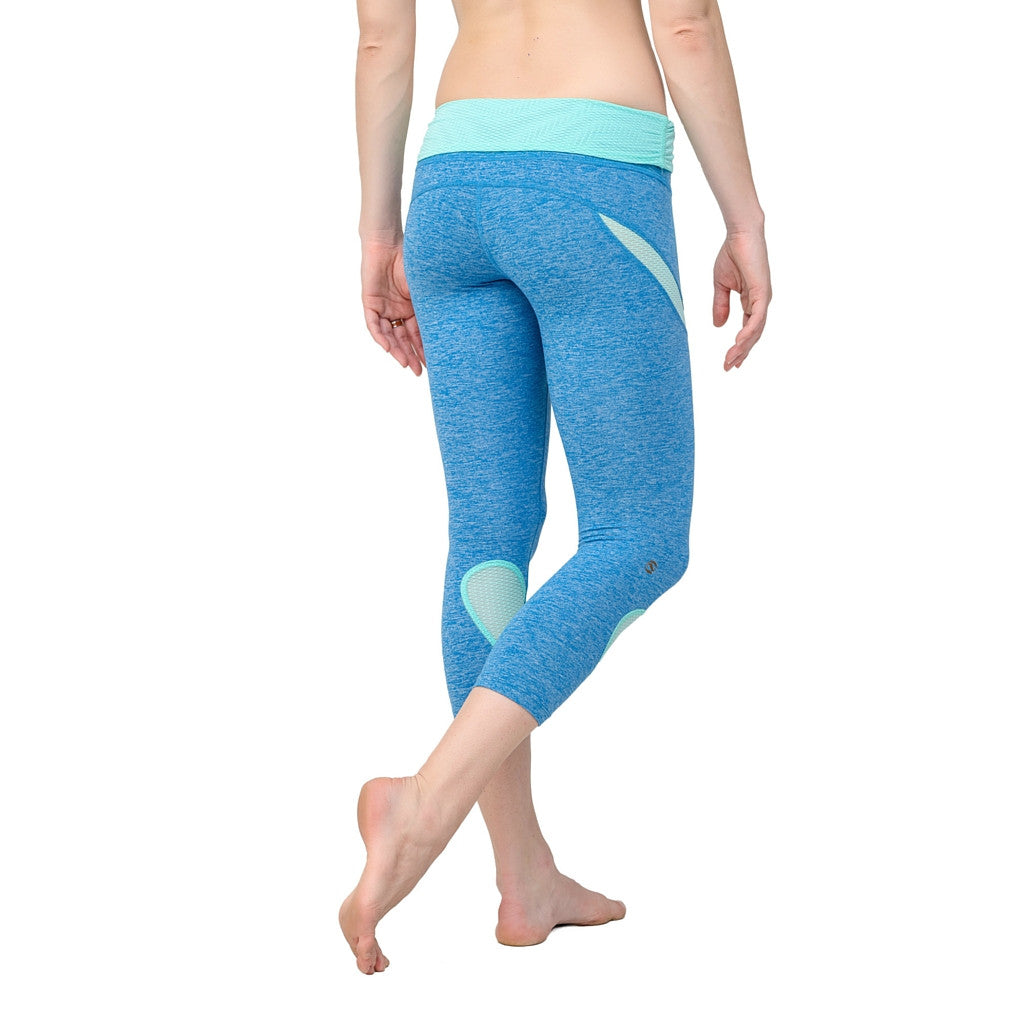 Ocean Lovewithin Capris - BaliniSports Activewear & Yoga Collection