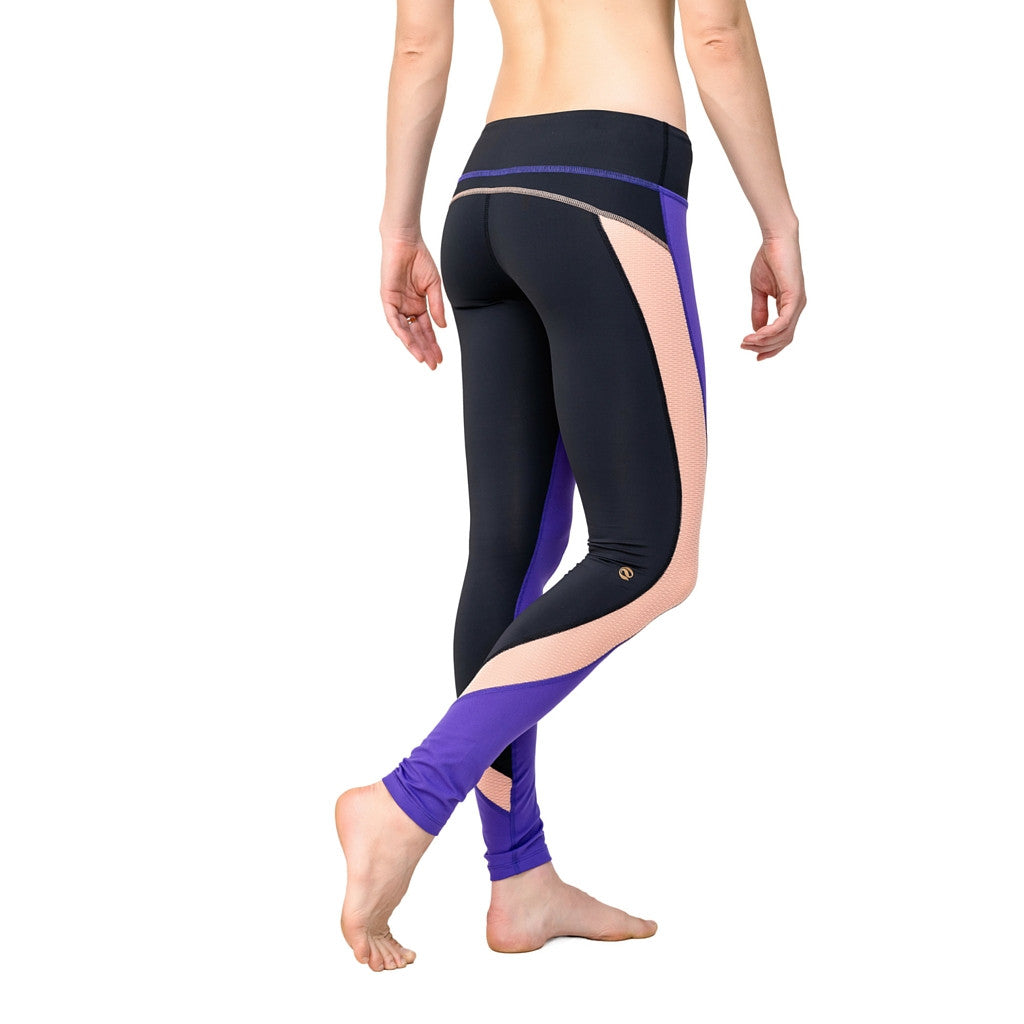 Balini Sports Powerful Indigo Amanda Leggings