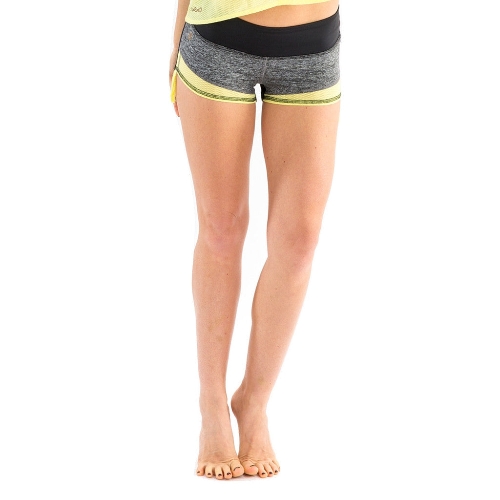 Stone Cute Sophia Shorts - BaliniSports Activewear & Yoga Collection