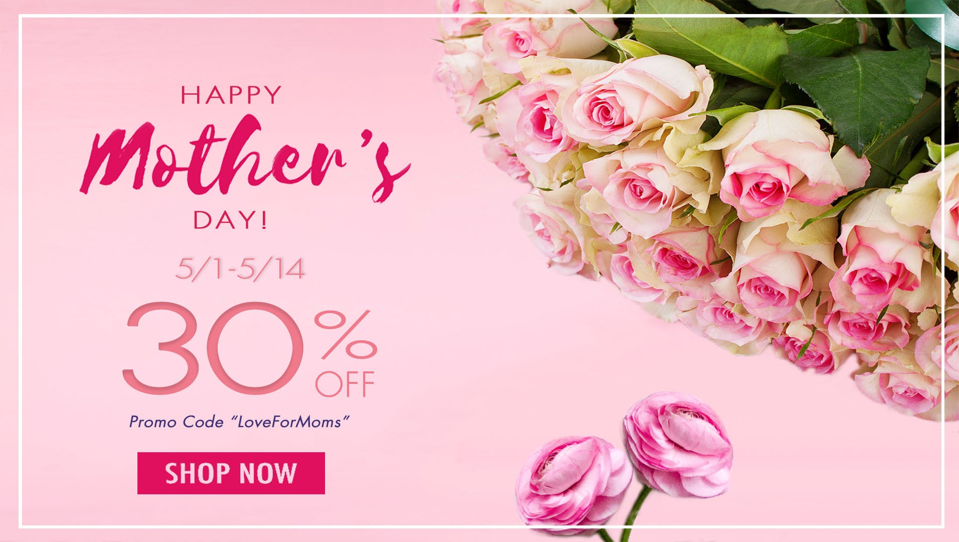 BaliniSports Mother's Day Sale 30% OFF