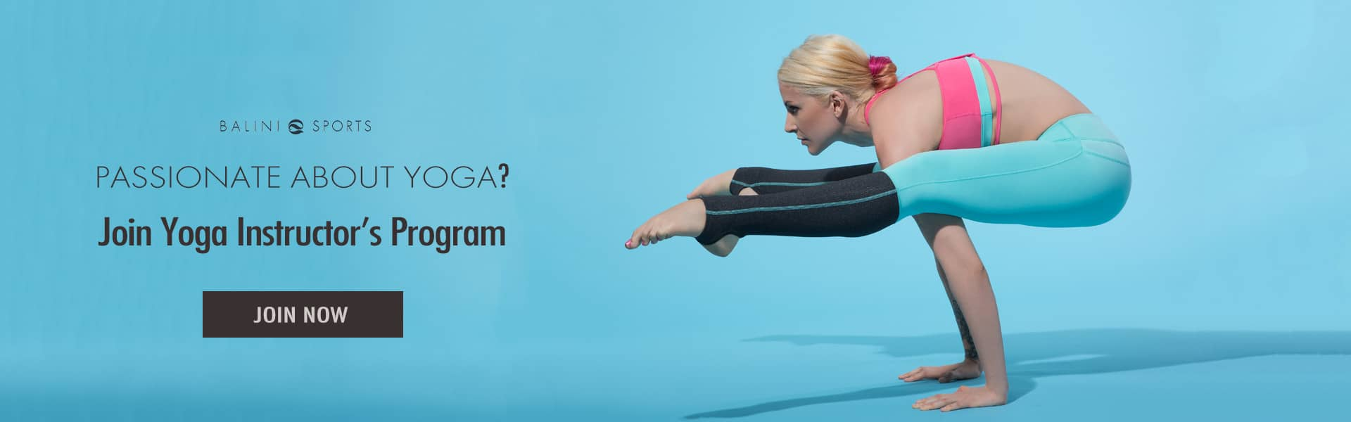 BaliniSports Yoga Instructor's Program