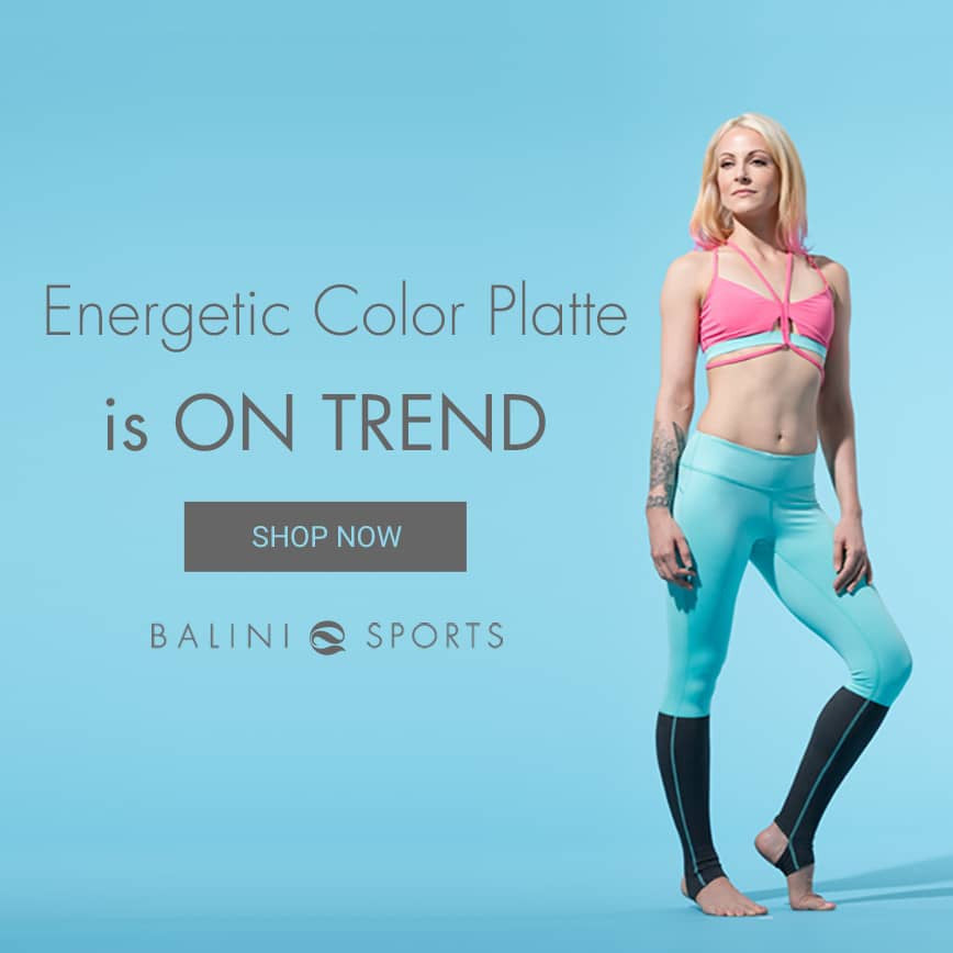 Energetic Color Platte