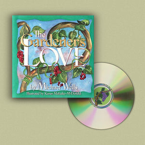The Gardener's Love  Book and DVD set