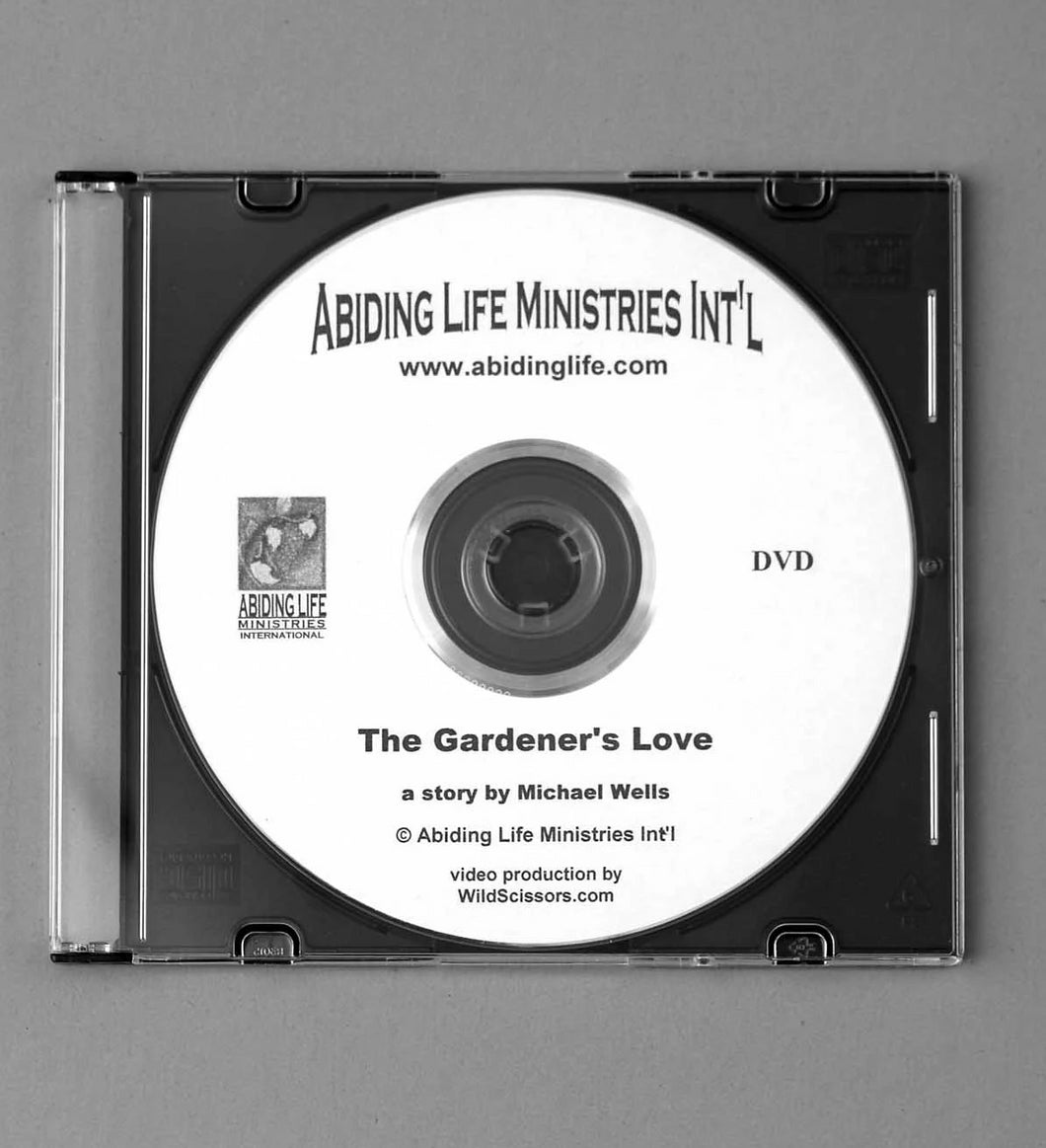 The Gardener's Love DVD