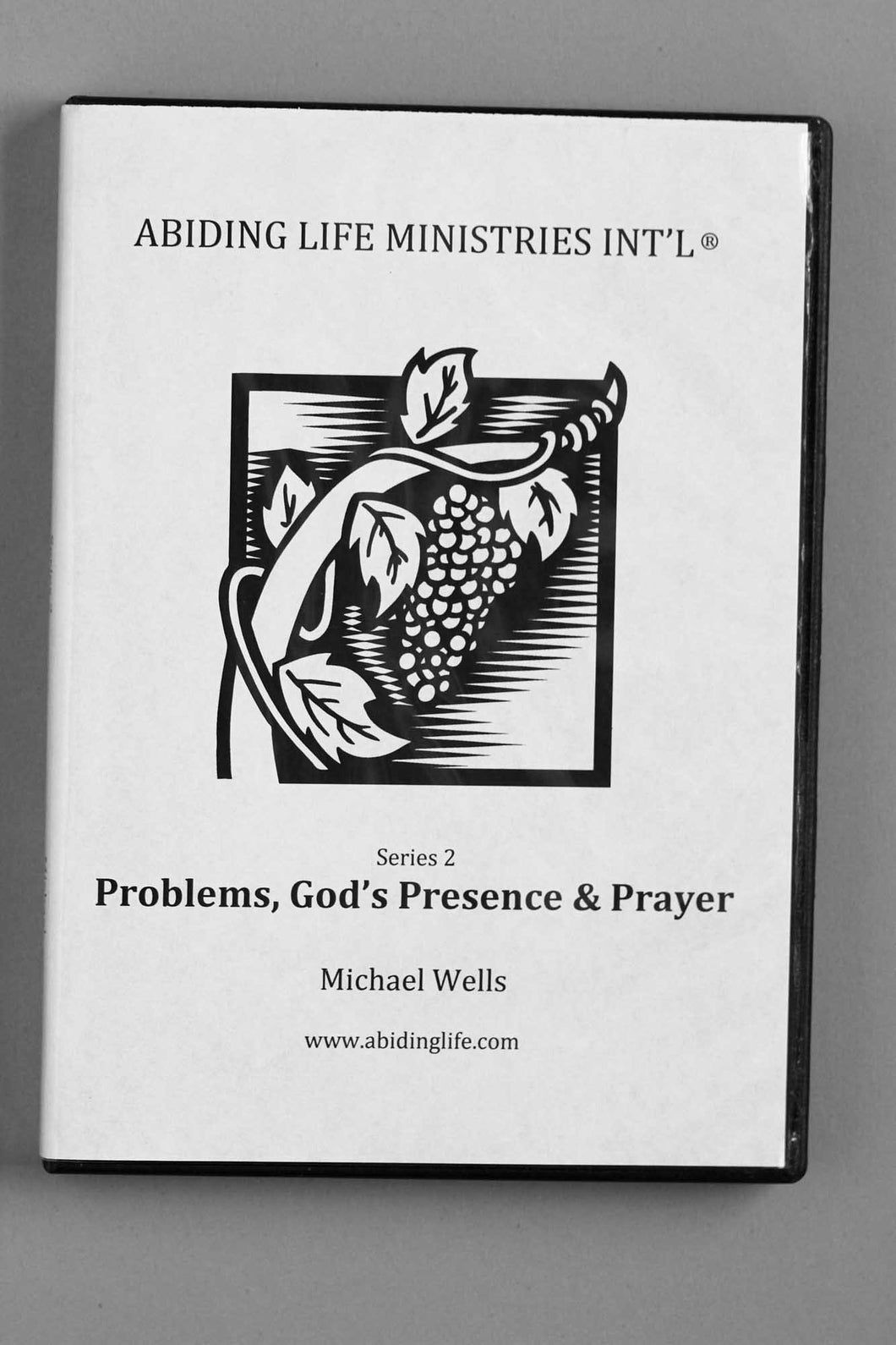 Problems, God's Presence, & Prayer CD