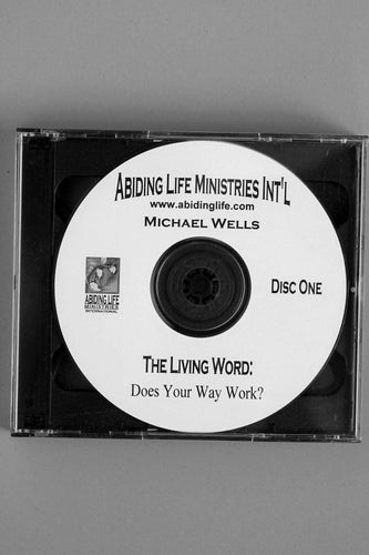 The Living Word CD
