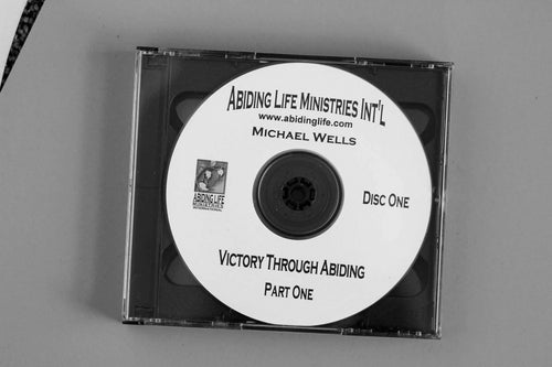 Victory Through Abiding CD
