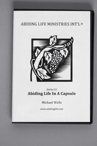 Abiding Life in a Capsule CD